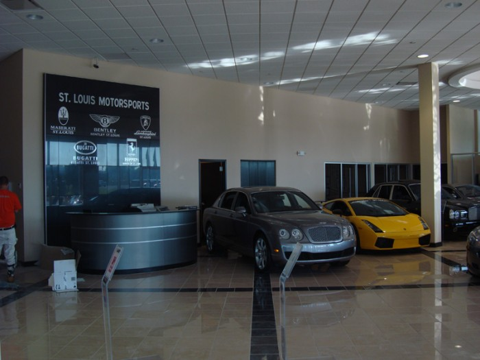 Lamborghini Dealership Chesterfield
